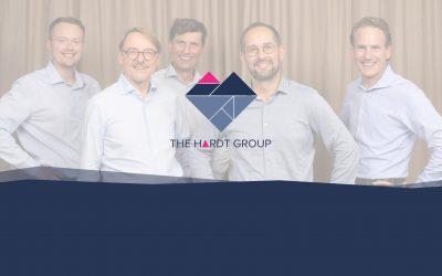 hardt-group.com online!